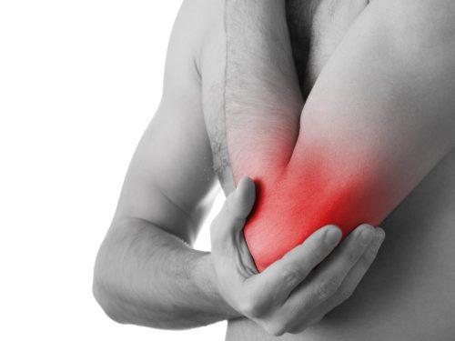 Douleurs dans les articulations et bracelets cuivre